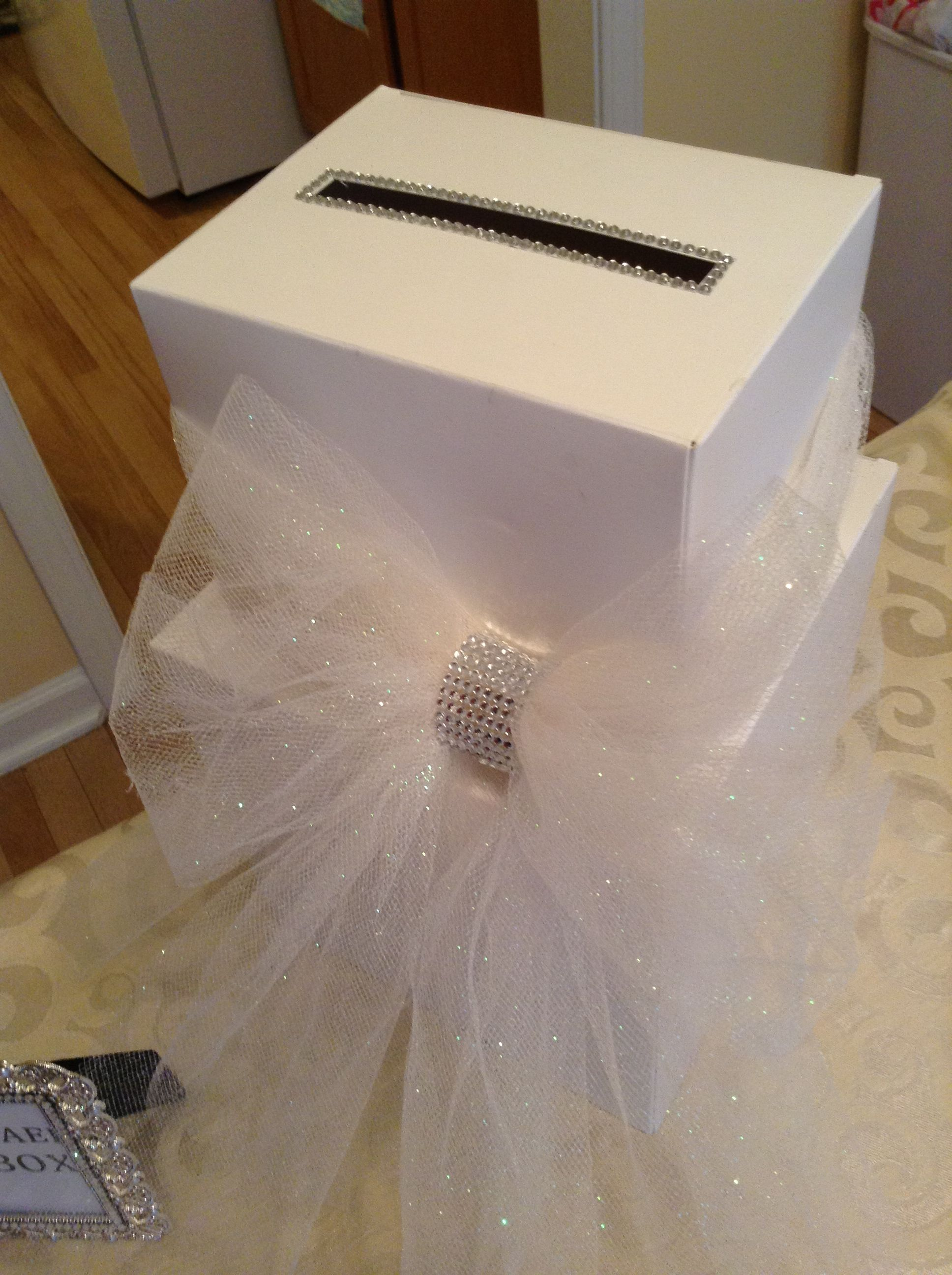 12 Dollar Gift Card Wedding Box Hobby Lobby Gift Boxes Sparkle