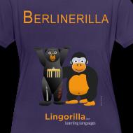 Berlin Lingorilla Berlinerrilla Shirts Bedrucken Bedrucken T Shirt Druck