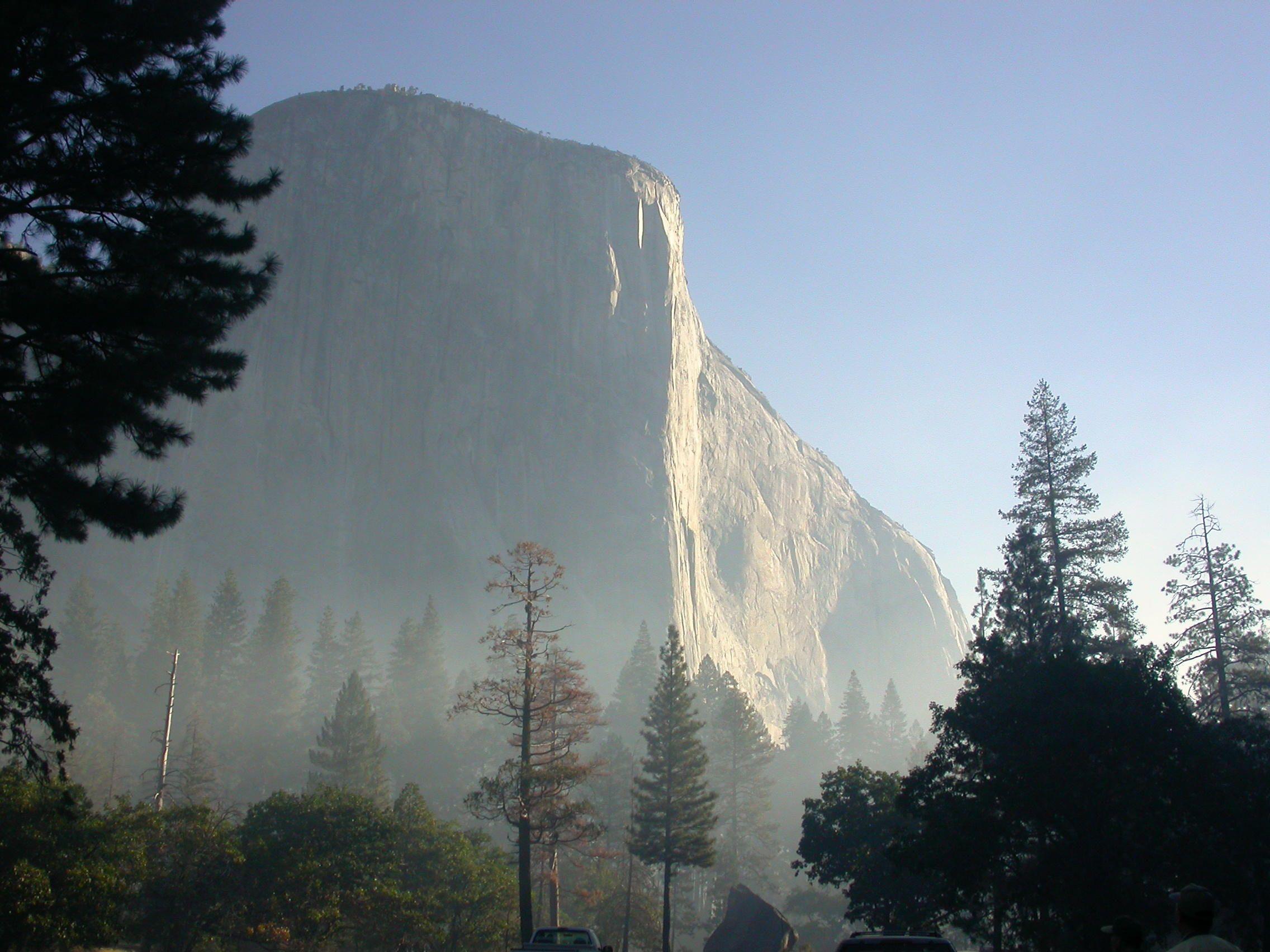 Yosemite, El Capitan