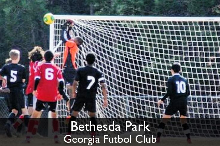 Georgia Futbol Club Bethesda Park Lawrenceville Georgia Www Georgiafc Com Youth Sports Sports Jordan Parks