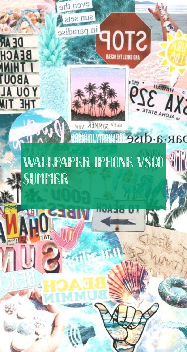 wallpaper iphone vsco summer