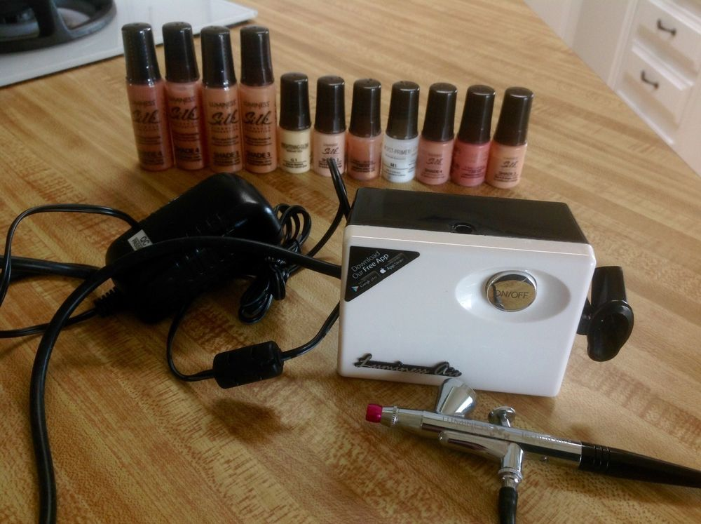 Luminess Legend Air Brush System LC400BRC with