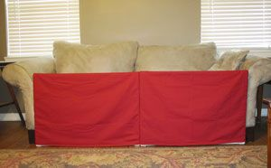 I M Totally Going To Make Some Furniture Blockers Like This To Keep The Dogs Especially The Doxie Off The Couches Amp C Furniture Diy Dog Stuff Clean Couch