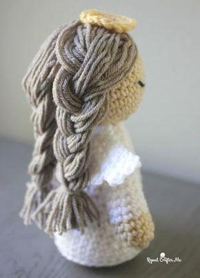 Photo of Divine Crochet Angel (Free Pattern)