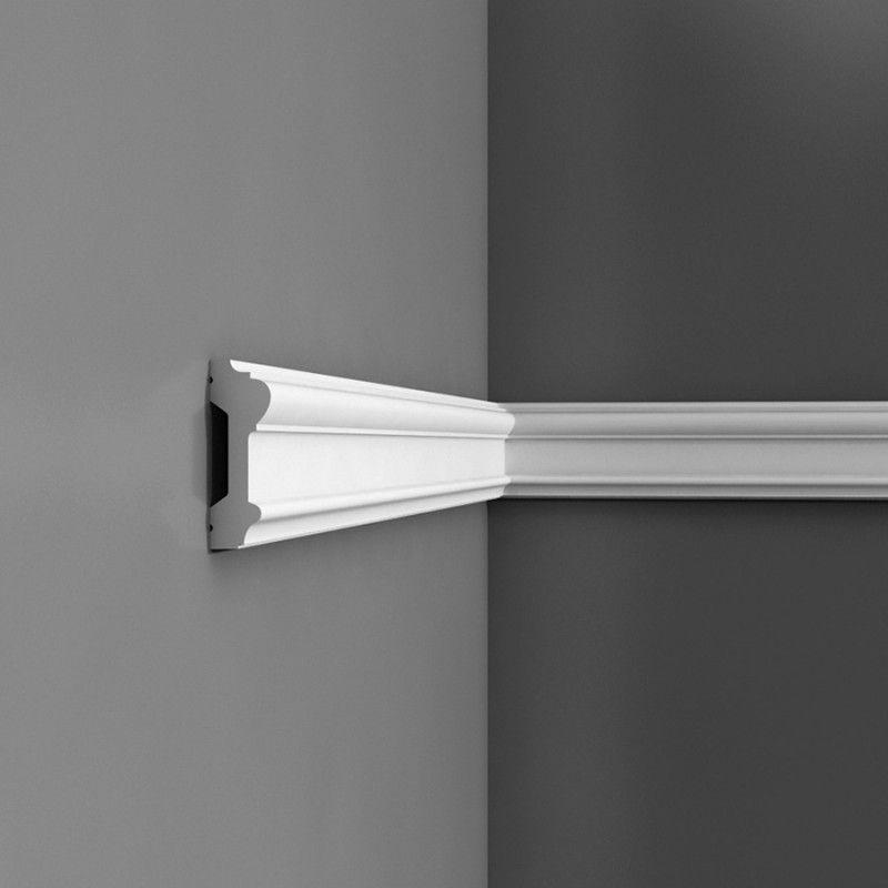 P9010 Cimaise Polyurethane Orac Decor Luxxus 9x3cm H X P