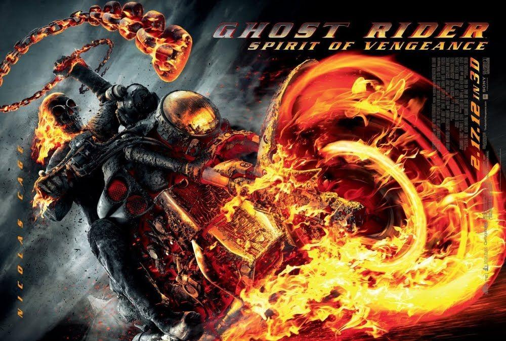 Ghost Rider 2 Teaser Trailer Ghost Rider Movie Ghost Rider Wallpaper Ghost Rider Marvel Ghost rider wallpaper hd download