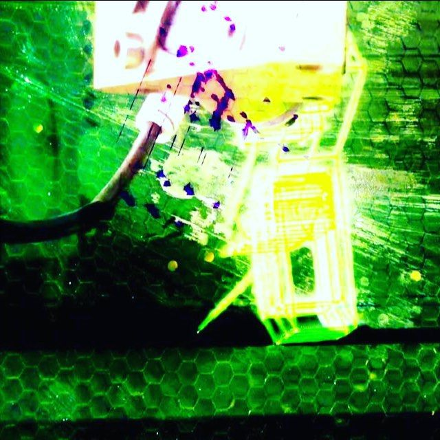 gosiawalton.com gosiawalton.co.uk #digital #digitalpainting #laser #lasercutting #gosiawalton #contemporaryart #abstraction by gosiawalton