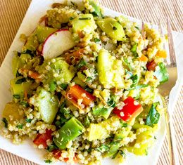 Quinoa Salad Recipes Easy Salad Recipes Vegetarian Recipes