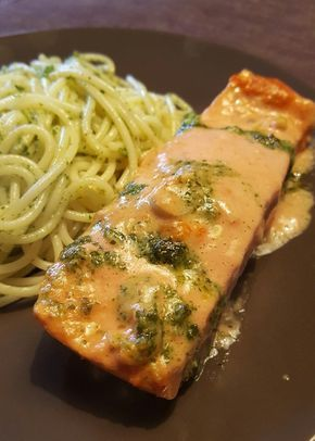 Photo of Michi's Flash Oven Salmon by Goldlilly | Chef