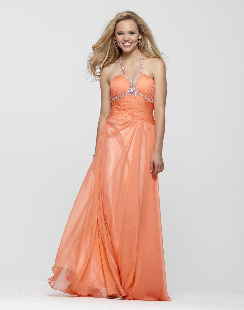 2013 Clarisse Halter Prom Dress 2119 | Sequin prom dresses, Prom and ...