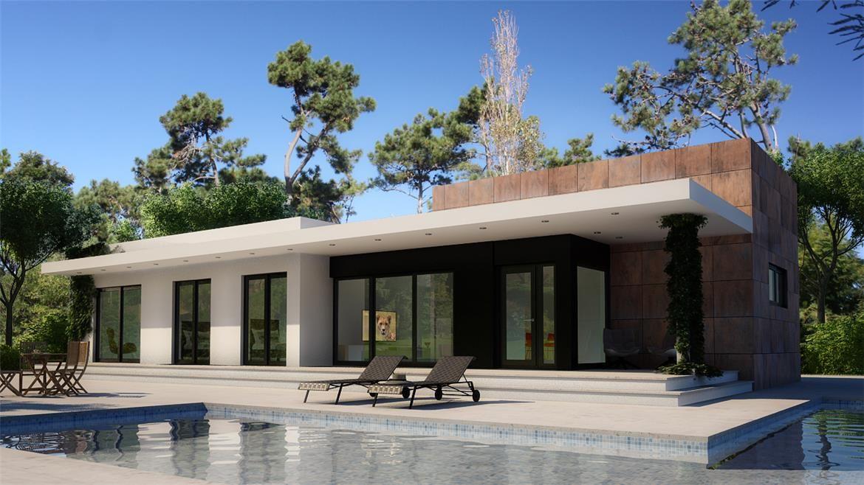 Denia casa piloto 150 m2 casas piloto donacasa for Casa moderna 150 m2