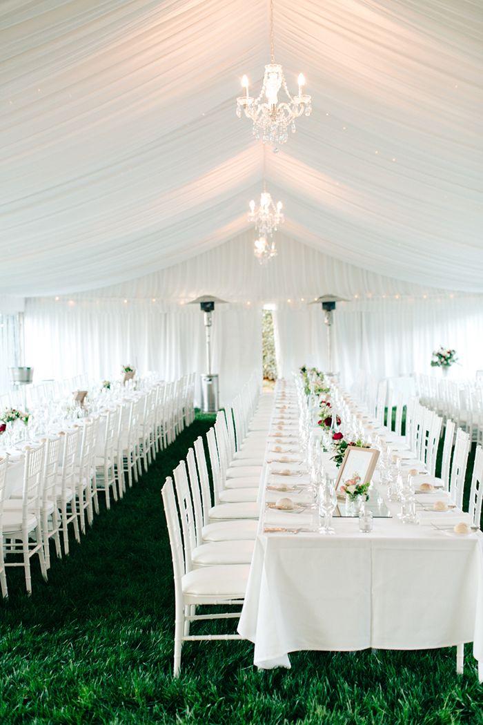 Elegant Fall Wedding In Australia Marquee Decoration Inspiration