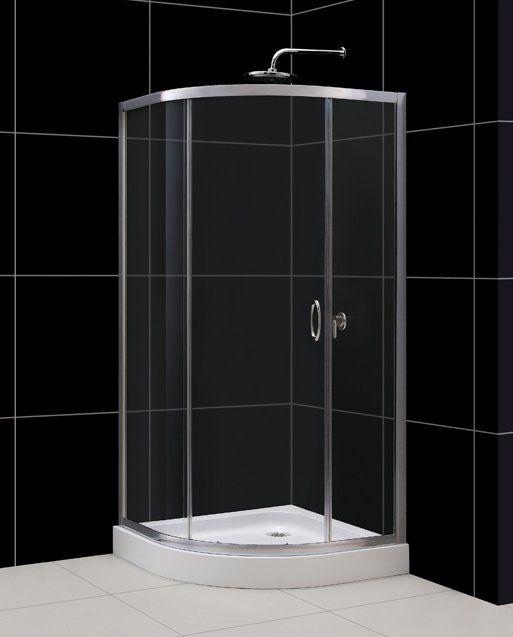 View The Dreamline Shen 7235356 Sparkle Shower Enclosure With