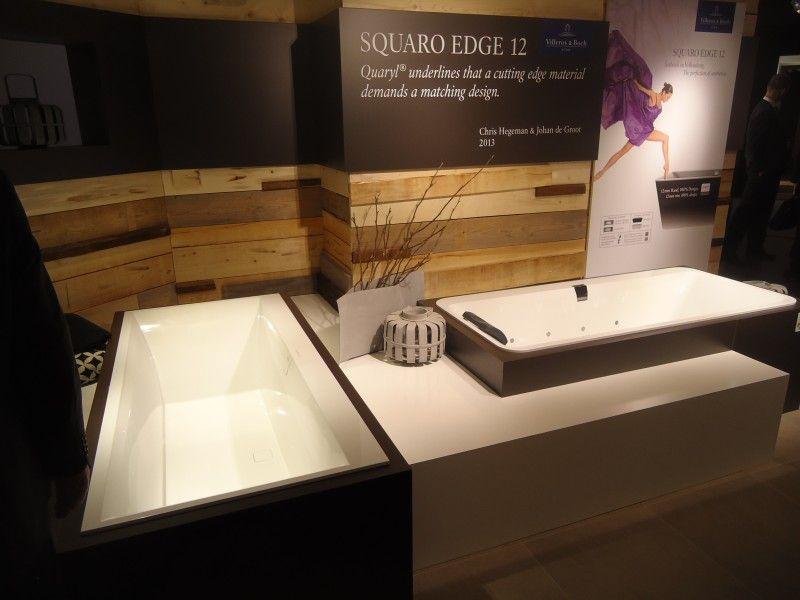 ISH Frankfurt 2013 Het meest verkochte bad van Villeroy  Boch, de