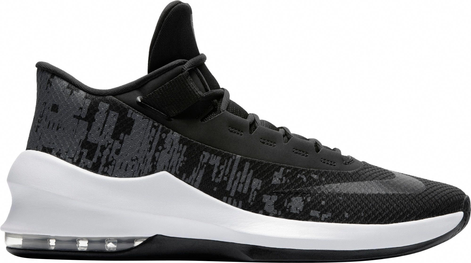 8f711b6f6b8355 Nike Men s Air Max Infuriate 2 Mid Basketball Shoes
