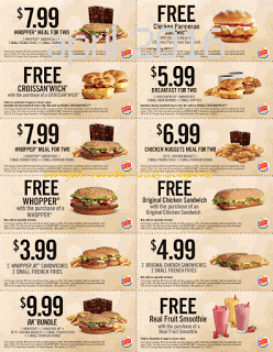 Burger King Offers & Promo code