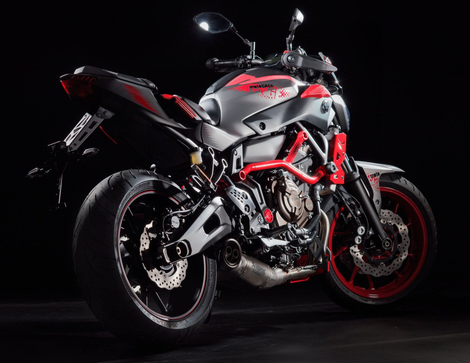 Yamaha 700 MT-07 Moto Cage 2015 - 6   cars   Yamaha, Yamaha bikes, Bike aa10c829adb5