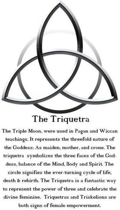 The power of three sisters! | Ing's tattoos | Triquetra