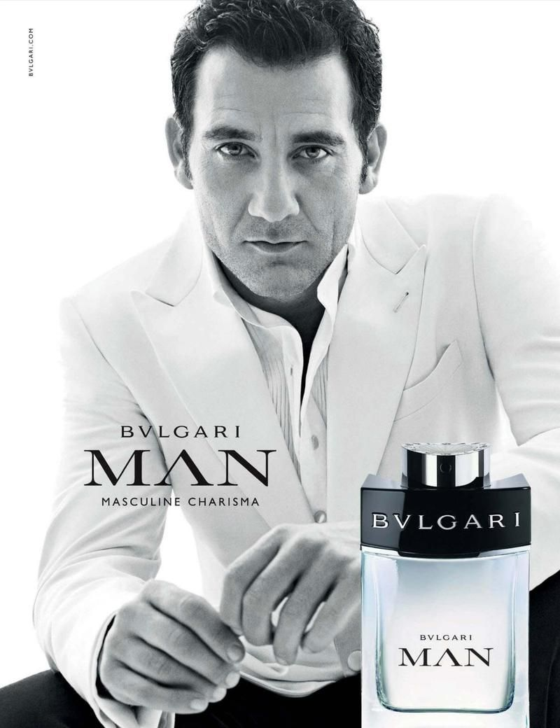 Bulgari Man Fragrance Contract 2012 F W 12 Bulgari Perfume Perfumes Para Hombres Gucci