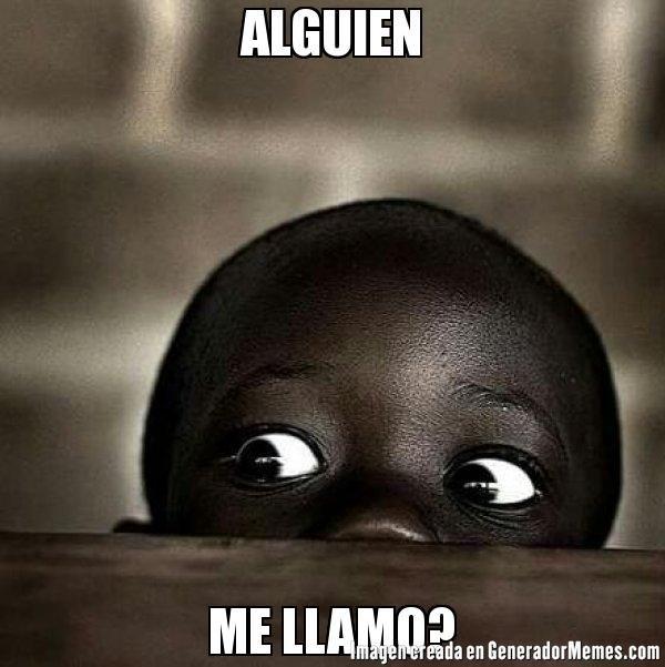 Memes De Negrito Espion Galeria 1414 Imagenes Graciosas Memes De Negros Memes De Risa Imagenes De Risa Memes