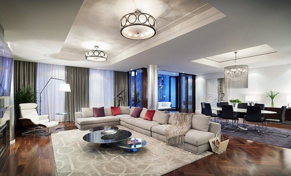 A Luxurious and Elegant Family Getaway Residence