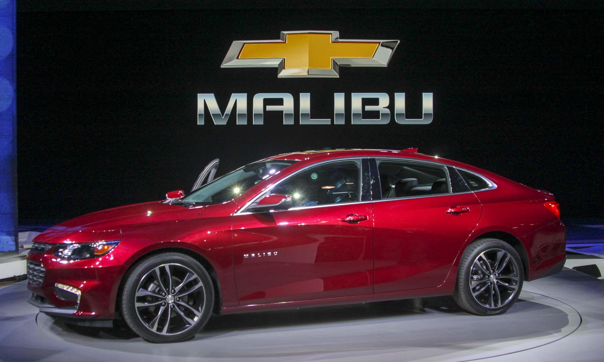 Meet The All New 2016 Malibu And Malibu Hybrid Chevy Malibu