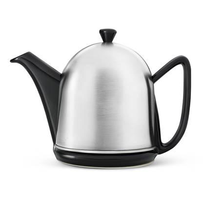 Bredemeijer Manto Theepot 1 L Tea Pots Ceramic Teapots Stainless Steel Dishwasher