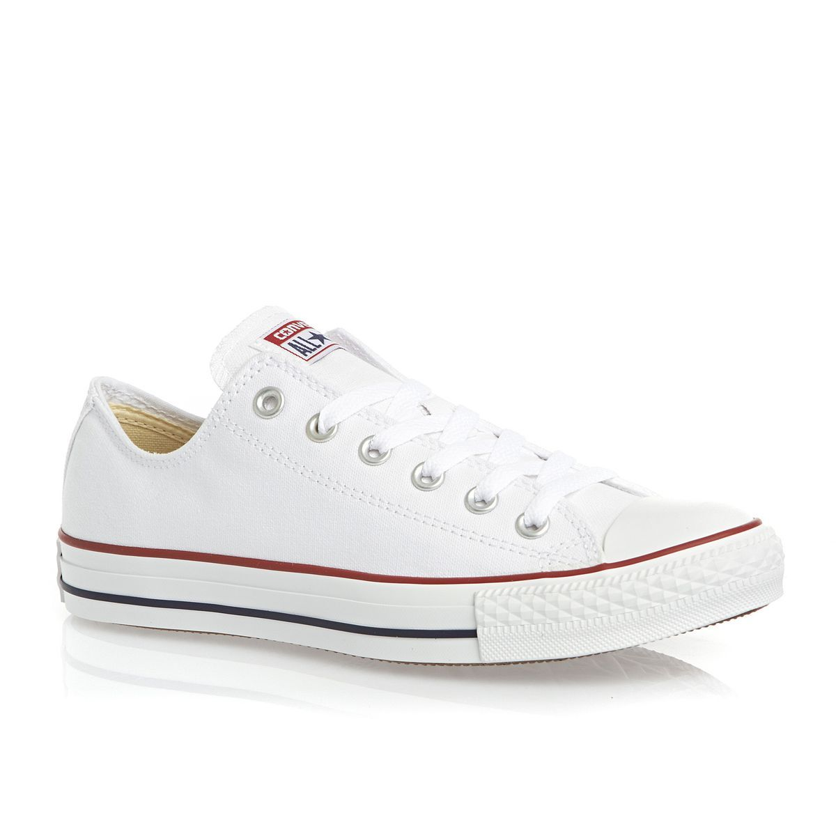 37495c89124e Buy Converse All Star Ox Shoes Optical White with great prices