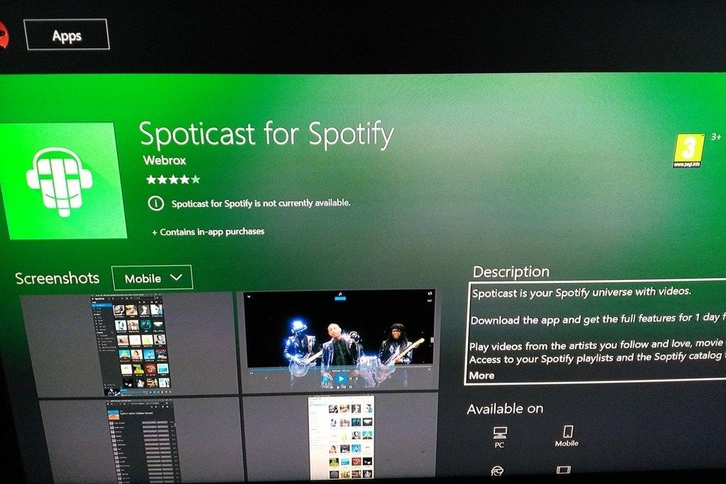 Spotify music streaming coming to Xbox One   Hi-Fi