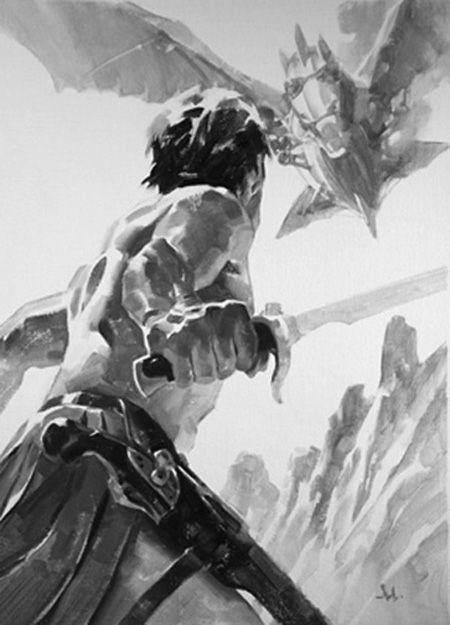 Theispot.com - Gregory Manchess: Painting John Carter
