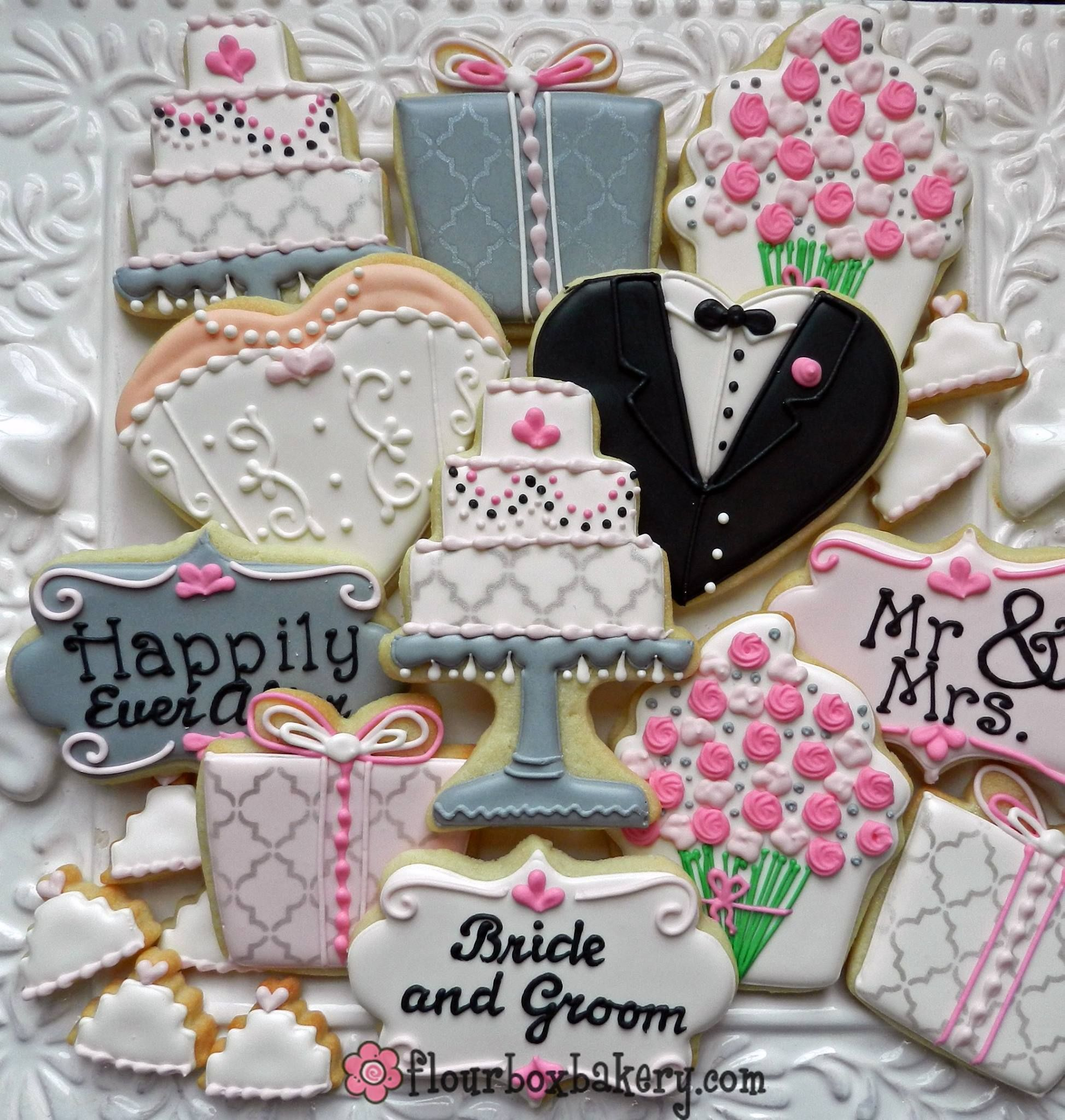 (1) Happily Ever After! - Flour Box Bakery   Bridal ...