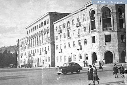 Yerevan #vintage #armenian #photography