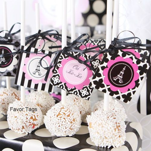 Paris Themed Wedding Reception Ideas: ... Wedding Favor Themes
