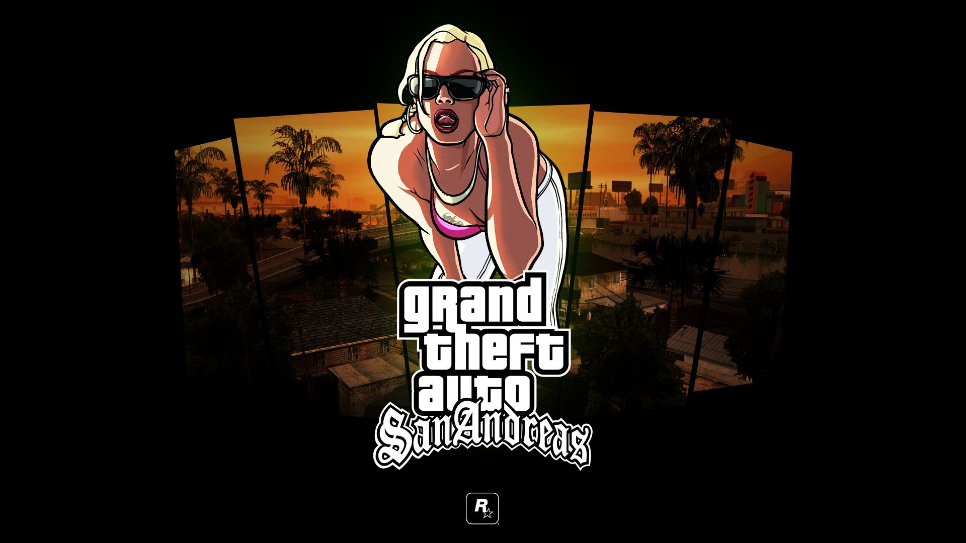 Grand Theft Auto San Andreas Hd Wallpapers Backgrounds
