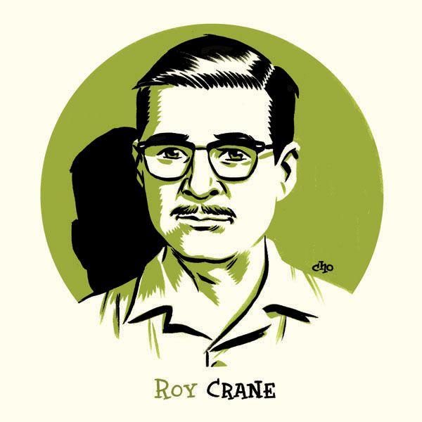 Michael Cho's sketchbook: My Favourite Cartoonists Part 1: Roy Crane