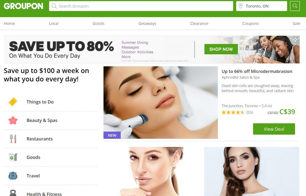 How to save money on local services with Groupon Save Money