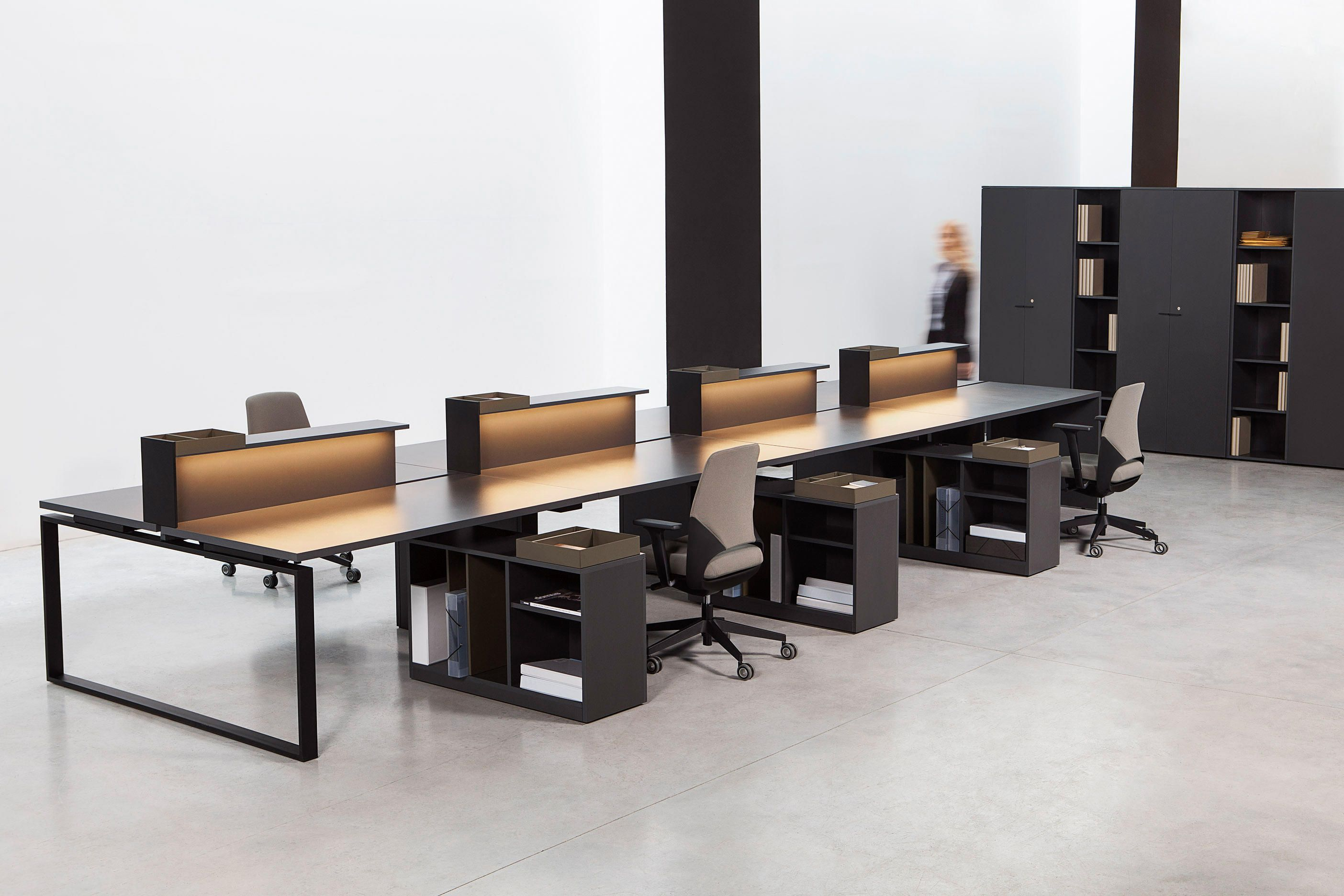 Bat Office Designer Desking Systems From Akaba All Information High Resolution Images Cads Catalogues Contact Find
