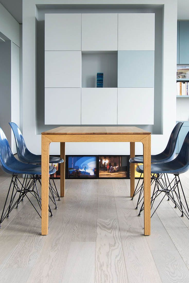 Pin On Esszimmer Tisch Massivholz Solid Wood Table Table Dining Table