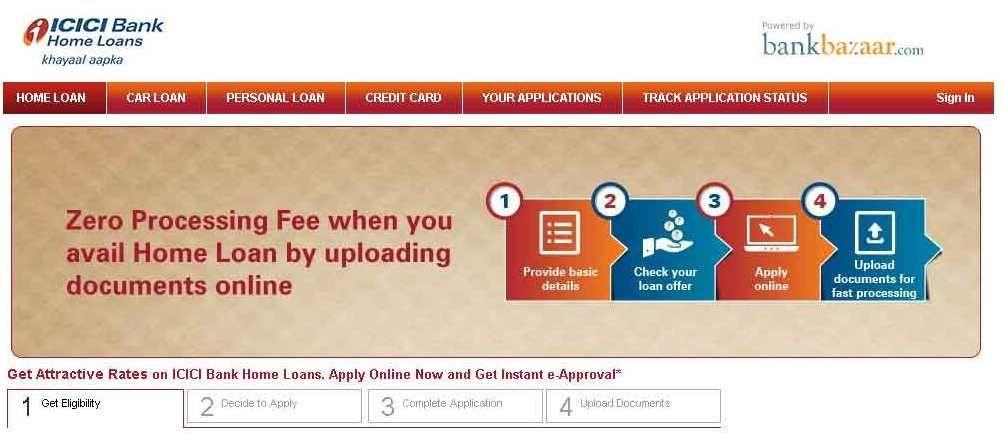 Check Icici Credit Card Status Track Application Status Here Credit Card Status Application