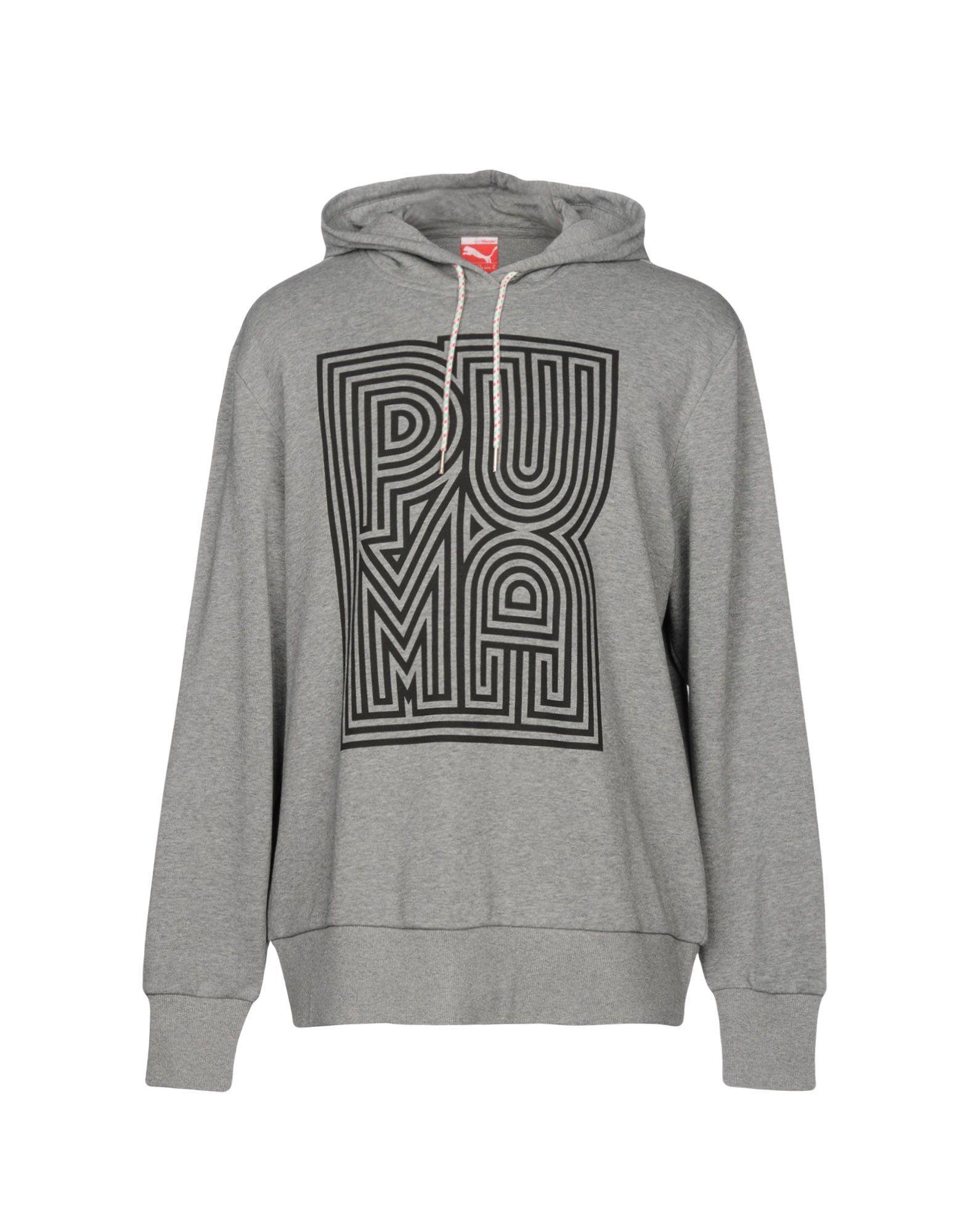 ac629aafe8 Puma Hooded Sweatshirt - Men Puma Hooded Sweatshirts online on YOOX United  States - 12154683KW