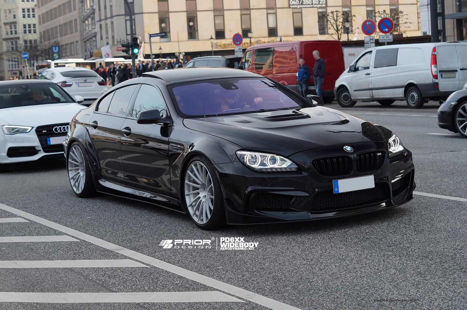 Prior Design Bmw M6 Gran Coupe Bmw Bmw 650i Gran Coupe Bmw M6