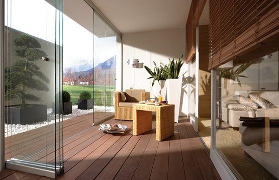 Cristales para terraza puerta puertas para terrazas - Puertas para terrazas ...