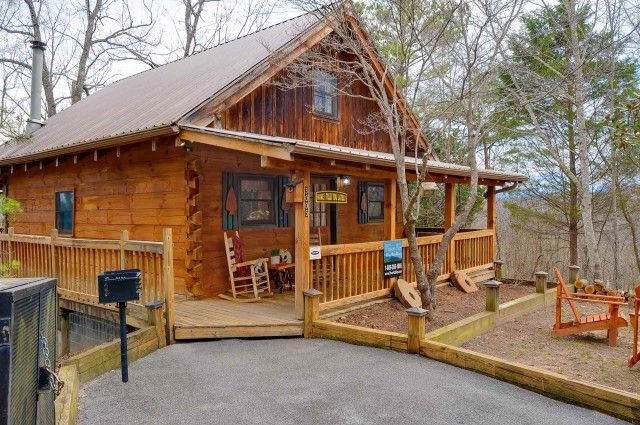 Have I Told You Lately 1 Bedroom Cabin Rental Cabin Cabin Rentals Pet Friendly Cabins