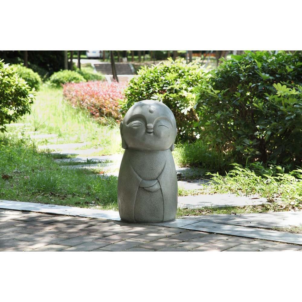 Miraculous Hi Line Gift Lucky Japanese Jizo Smiling In 2019 Products Home Interior And Landscaping Eliaenasavecom