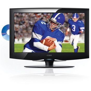 LINE #9 SMALL COBY TV MODEL #TF-DVD-1591 S#0975000643