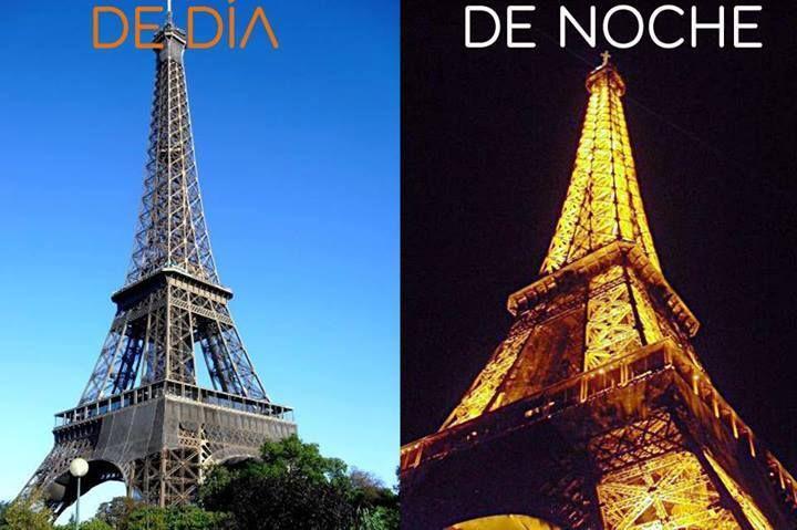 ¿Has estado en París? Si es así ¿la ciudad del amor tiene más encanto…?