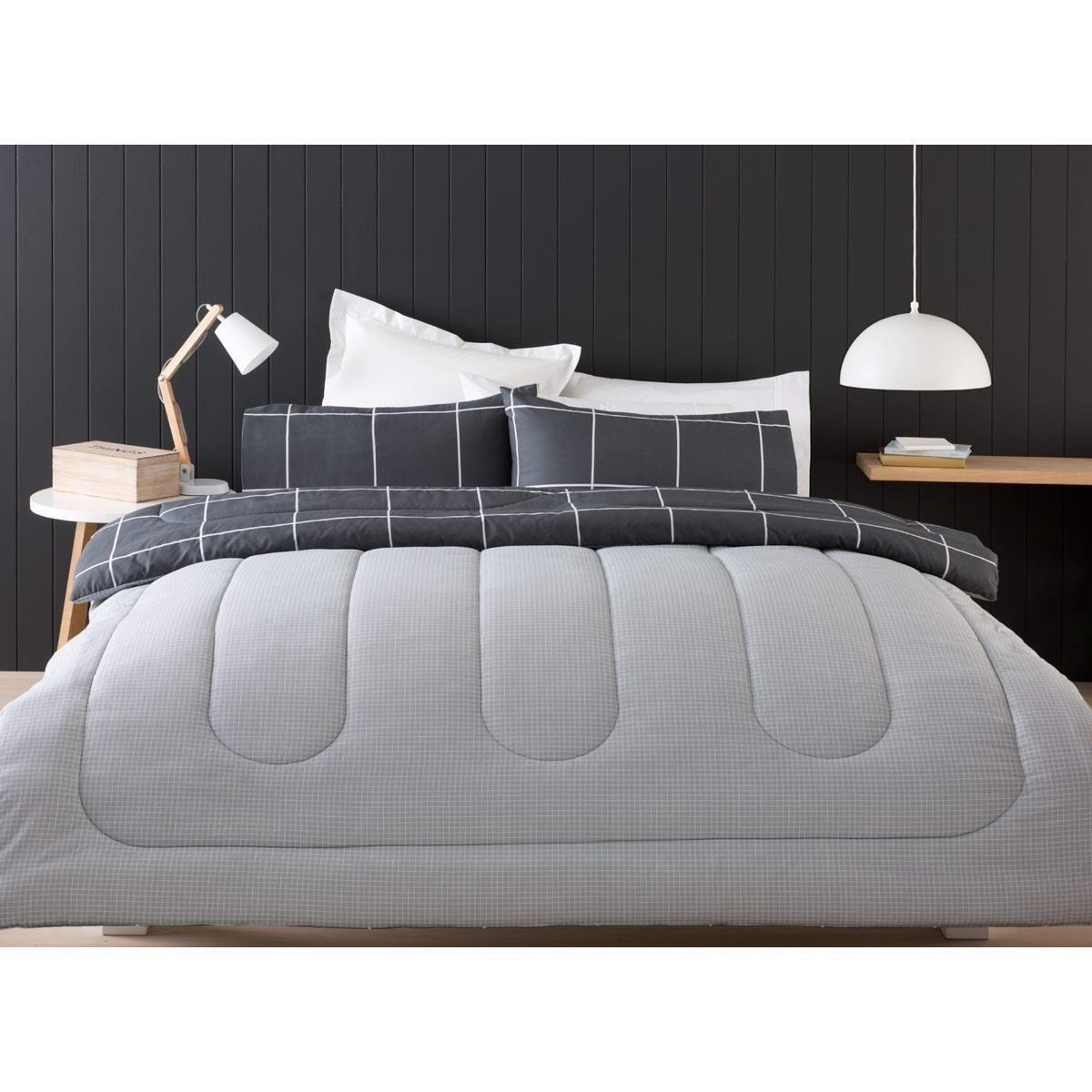 Graphite Comforter Set Queen Bed Kmart Queen Bed Sheets Bed Queen Beds