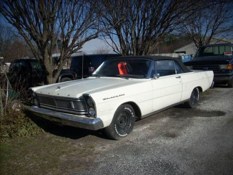 1965 Ford Galaxie 500 for sale - Cadillac, MI | OldCarOnline.com ...