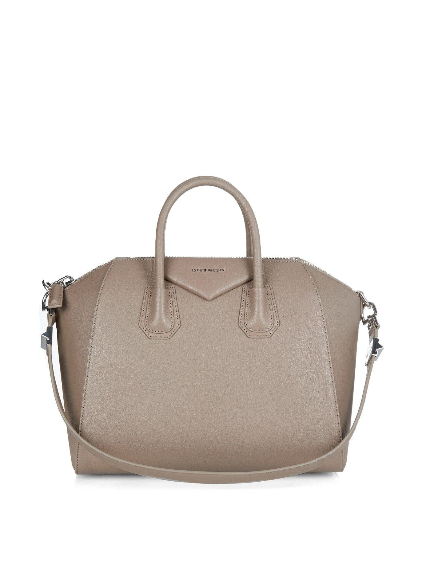 2858e7b4e0 Antigona medium sugar-leather tote