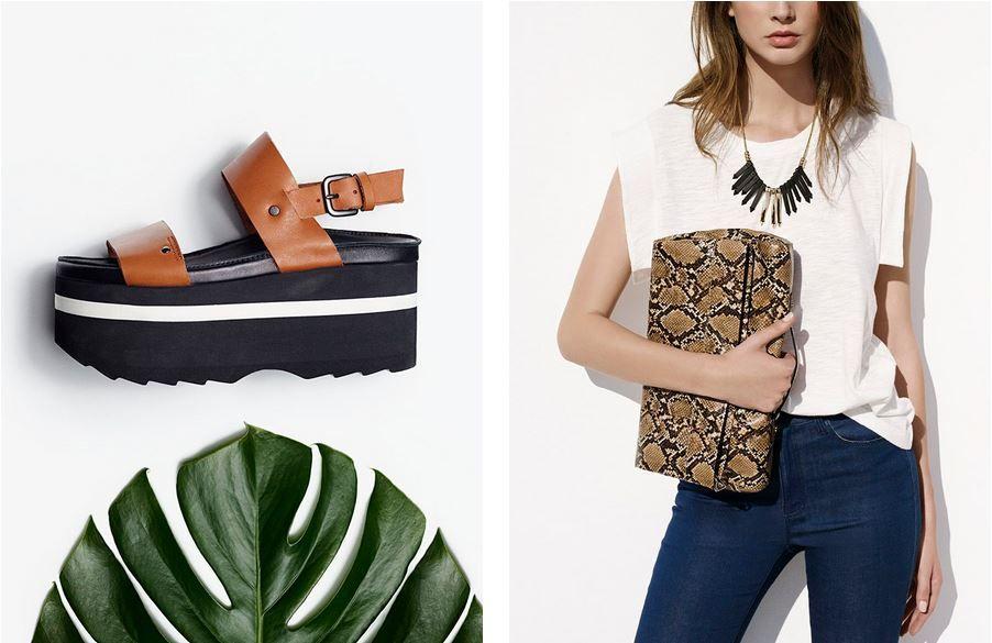 Mango, su colección de accesorios de primavera-verano 2014